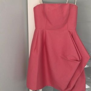 Super Fun Pink cocktail dress